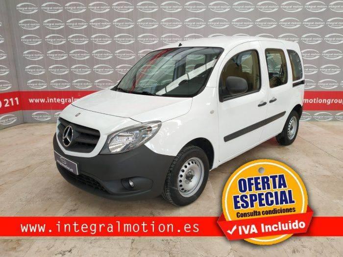 Mercedes-Benz Citan 108 Cdi Furgon Largo - 2016