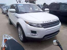 Foreign Used Range Rover Evogue