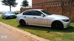 BMW 320i Low Mileage