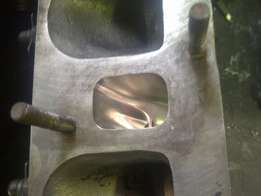Ford Pinto Head Upgrades