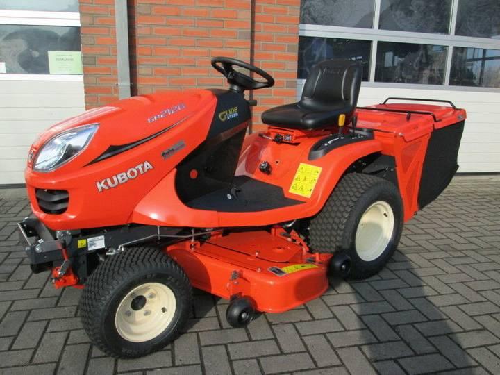 Kubota GR 2120 | Dieselmotor | Allrad - 2018