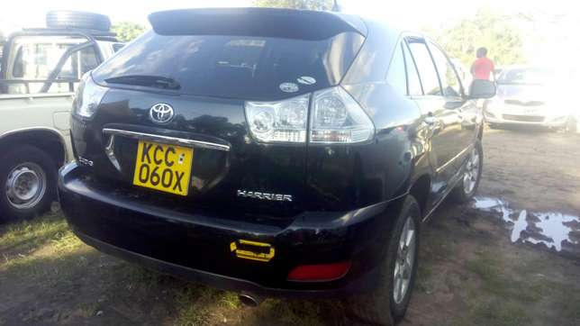 Toy Harrier 2.4ltr 2008 model Nairobi CBD - image 1