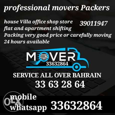 Residential packing moving all bh^