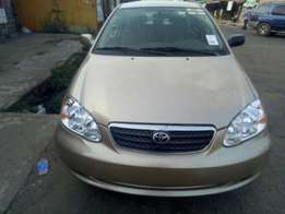 already cleared toyota corolla available for sale