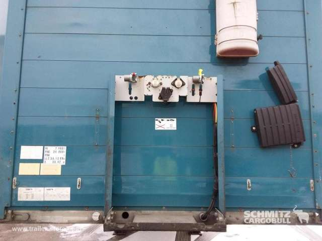 Schmitz Cargobull Semitrailer Rideaux Coulissant porte-bobines - 2008 - image 10