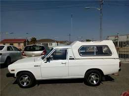1984 nissan 1400 bakkie for sale