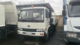 Nissan UD 8T Crane Truck For Sale