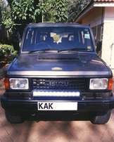 Isuzu Trooper Big Horn - Quick Sale