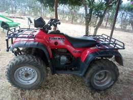 Honda Fourtrax Foreman 4X4 ATV Quad Bike