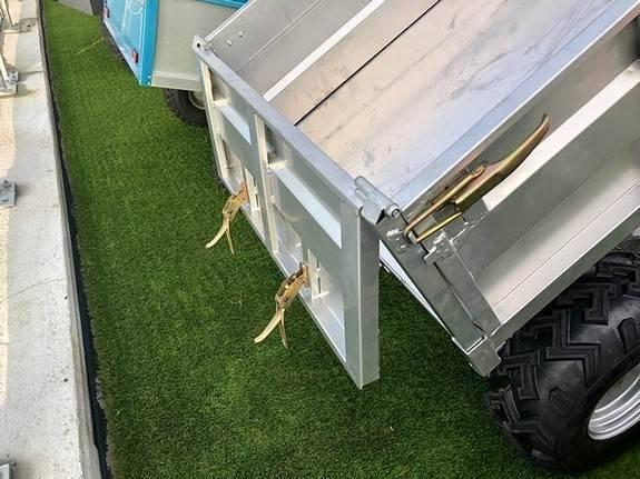 Minitraktor Atv Tipphenger - 2019