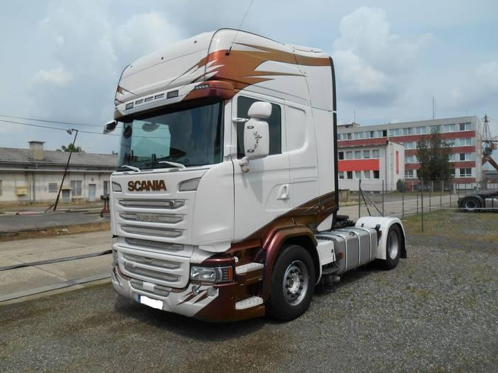 Scania R-450  ONLY SCR  FULL AIR - 2016