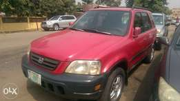 Super clean 2000 honda crv