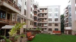 Fully furnished 4Bedrooms +Dsq with ,Gym,sauna,swimming,generator,cctv