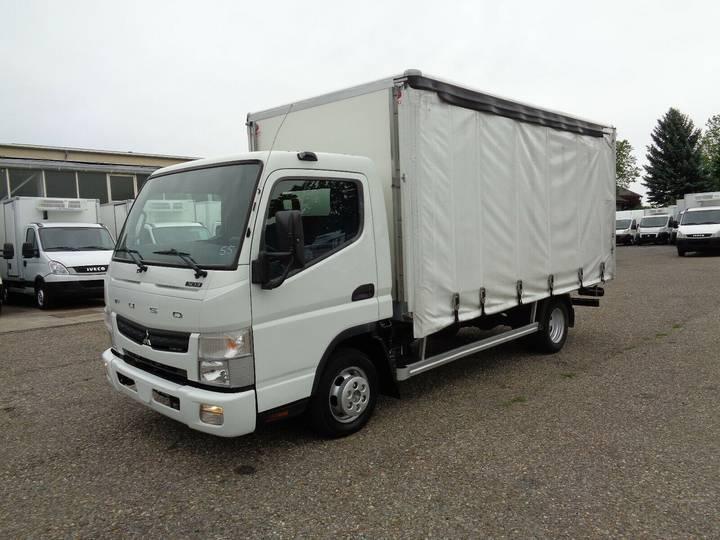 Mitsubishi Fuso Canter 3 C13 *Maxi- 4.20m*Klima* - 2013