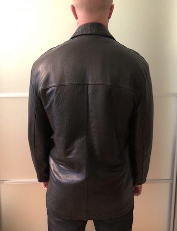 Чоловіча шкіряна куртка кожа весна кожаная топ якість шкірянка Львів -  зображення 2 233f05ff4de77