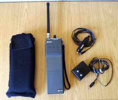 Delcom GW2960 Air Band Handheld Aviation Transceiver Radio