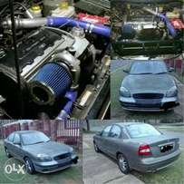 2L 16V with turbo daewoo nubira for sale R13000