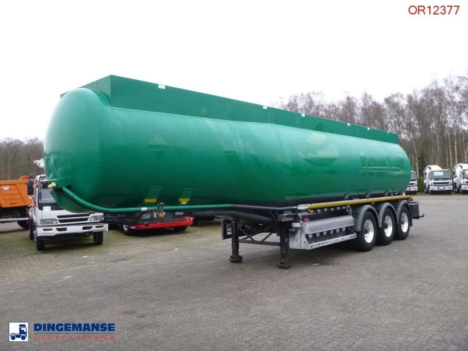 Rohr Fuel tank alu 42.8 m3 / 6 comp - 2003