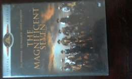 DVD - The Magnificent Seven - SPECIAL EDITION!