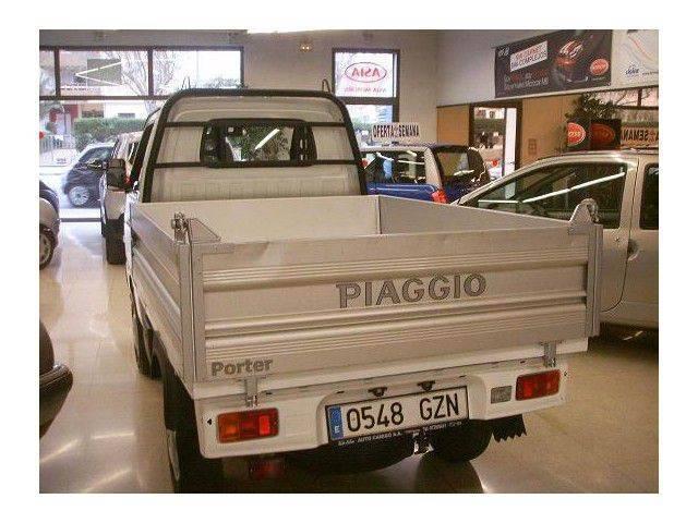 Piaggio Porter Diesel De 3 Puertas - 2008
