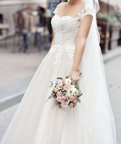 Свадебное платье Оксана Муха Oksana Mukha весільна сукня Одеса - зображення  1 0df69f4e65eae