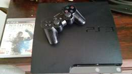 Playstation 3 320Gigabytes with 11 games