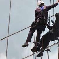 High Rise Windows Cleaning.