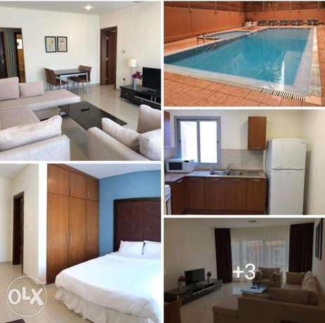 Deluxe Fully Furnished 1 BR in Salmiya