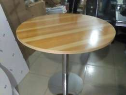 New imported restaurant tables