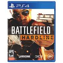 Battle Field Hard line PS4