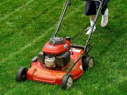 Lawn Mower for higher