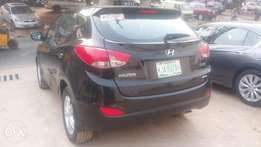 used Hyundai ix35 first body
