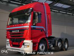 IVECO Stralis AS440S45 RHD Unfall Fahrbereit - To be Imported
