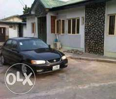 2 bedroom flat for rent at Gwarinpa Estate