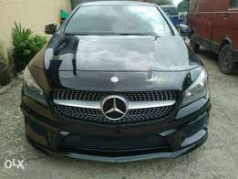 Fully loaded mecedess benz CLA 250