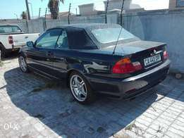 Bmw 330Ci convertable