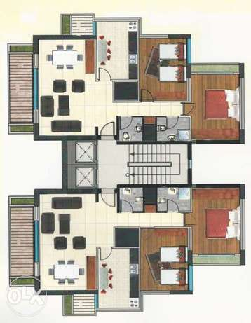New apartment for sale , located in a calm zone in baushrieh/jdeideh Baouchriye - image 2
