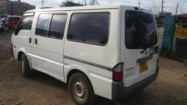 Nissan vanette manual petrol on sale Umoja - image 4