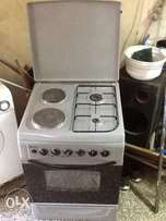 Electric ramtoms cooker Grey