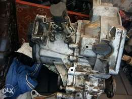 ABF gearbox and shift cables as well