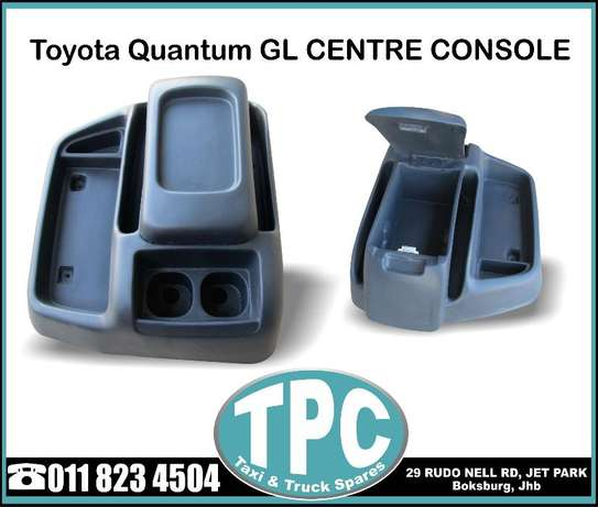 Toyota Quantum CENTRE CONSOLE - Replacement Parts & Accessories at TPC Boksburg - image 1