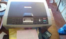 Fax,scan and photo copier machine