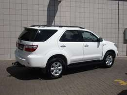 2011 Toyota Fortuner 3.0D4D A/T
