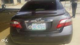 Toyota muscle Camry 08