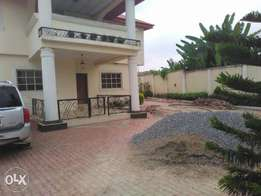 Tastefully finished 3 bedrooms apartment for rent at Agodi gra
