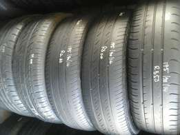 175/70/14 second hand tyres