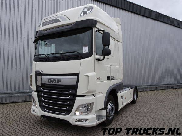 DAF FT XF 460 SSC Limited Edition PTO preparation Super Space... - 2017