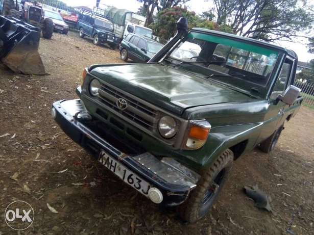 Land cruiser pick up Eldoret North - image 1