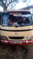 Toyota mini bus dyna. quick sale (shark)21 seater for sale or hire