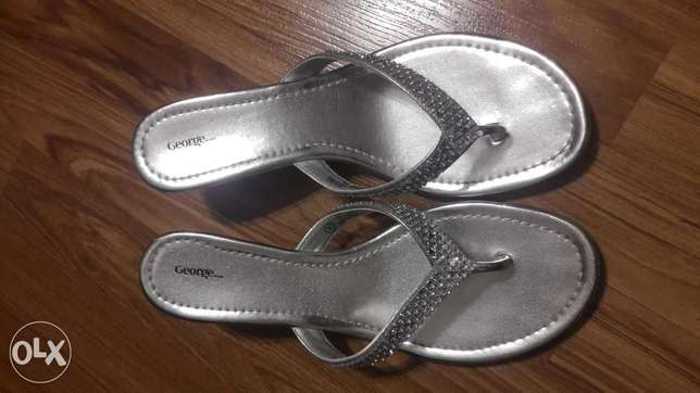 Georges shoes for women size 10 like new worn 4 times